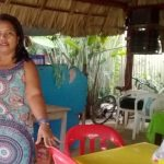 Martha Isabel in Columbia received $1650 from iZosh to buy ingredients and hire a new employee for her restaurant.