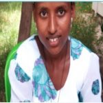 Mastewal in Ethiopia received $250 from iZosh to buy items for her trading business.