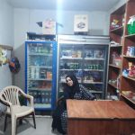Salima in Lebanon received $1350 from iZosh to buy foods and raw materials to sell in her mini market