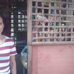 Sharon Joy in the Philippines received $175 from iZosh to increase product selection and expand her general store.