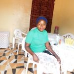 Teddy in Uganda received $225 from iZosh to buy ingredients and expand her restaurant.