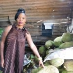Our loan of $225 to Barbra in Uganda will help her buy items for her salon and to support her jackfruit business.