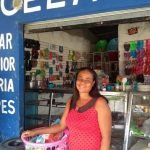 Our loan of $69 to Batistina in Colombia will help her restock her shop and buy two washing machines to add a laundromat service.