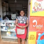 Our loan of $225 to Ciara in Uganda will help her buy mobile phone accessories for her business selling money-transfer services for mobile phones.
