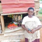 Our $25 loan to Grace in Uganda will help her buy additional products for her vegetable stand.