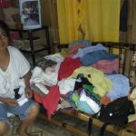 Our $200 loan to Magdalena in the Philippines will help her buy additional clothing to sell.