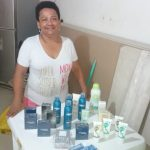 Our $215 loan to Margoth in Colombia will help her restock and add more variety of products to sell in her home-based business.