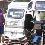 Our $175 loan to Maria in the Philippines will help her buy additional capital fo her transportation service.