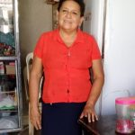 Our $325 loan to Mary in Colombia will help her buy shoes and other goods to sell in her store.