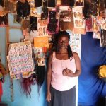 Our $225 loan to Robbina in Uganda will help her buy additional products to increase the services she offers in her Salon.