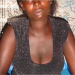 Mavis from Ghana received a loan to buy sachets of water in large scale, so she can sell ice water.